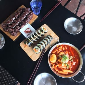 3 Sisters Korean Restaurant