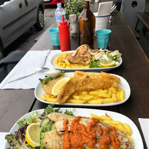 Hunky Dory Fish and Chips Port Melbourne