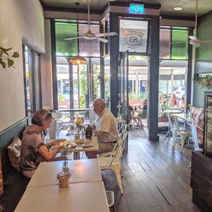 Benesse Coffee + Kitchen
