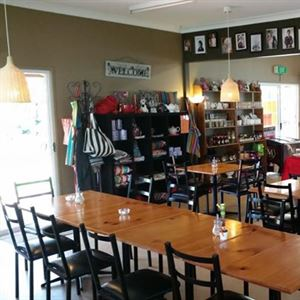 Danish Flower Art & Coffee Shop