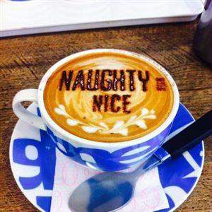 Naughty With Nice Cafe