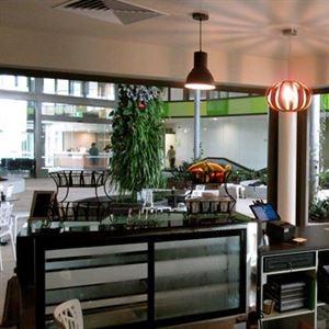 Atrium cafe