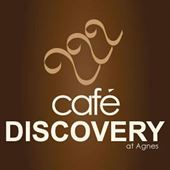 Cafe Discovery at Agnes Logo
