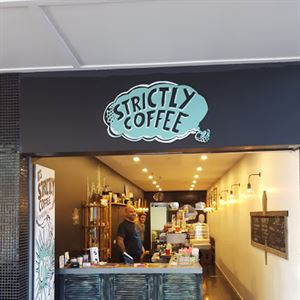 strictly coffee