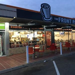 The Front Page Cafe