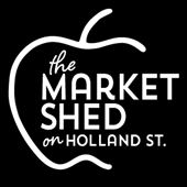 The Market Shed on Holland Logo