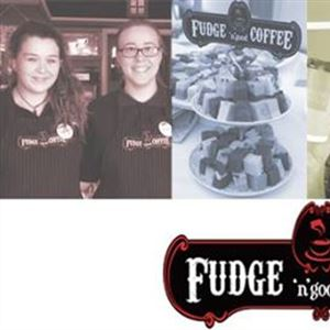 Fudge 'n' Good Coffee