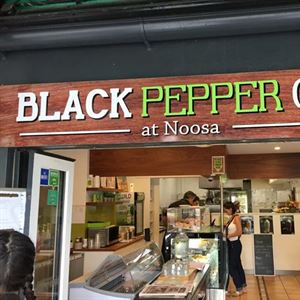 Black Pepper Cafe