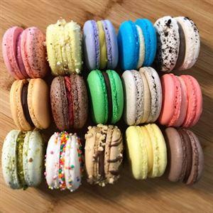 The Macaron Merchant