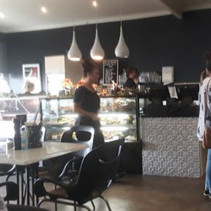 Black Cup Cafe
