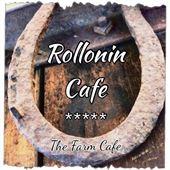 Rollonin Cafe Logo