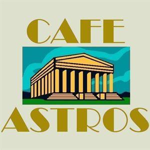 Cafe Astros