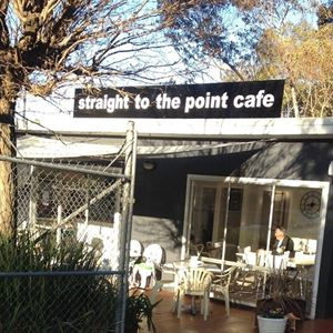 Straight To The Point Cafe