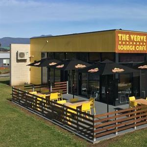 The Verve Lounge Cafe at Old Beach