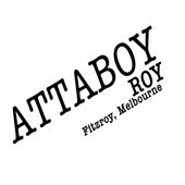 Attaboy Roy