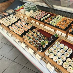 Sushi Wave
