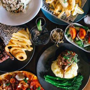 Ainslie Football Club Restaurant