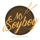 Mr Soy Boy Logo