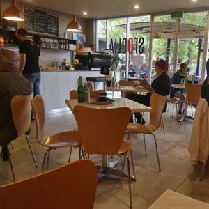 Sfoglia Cafe and Patisserie
