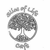 Slice of Life Cafe Logo