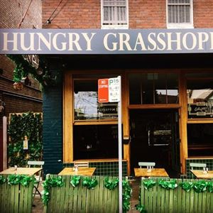 Hungry Grasshopper Cafe
