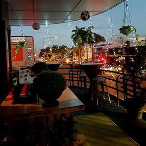 Birdcage Balcony Bar