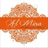 Almina's on  Prospect Logo