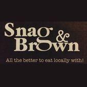 Snag & Brown Logo