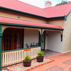 Barossa Peppertree Cottage