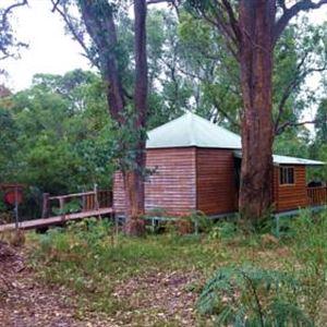 Barrabup Sanctuary BirdHide