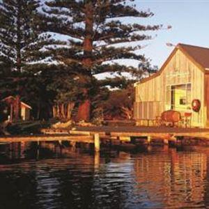 Boathouse & Birks River Retreats