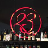 23 Cafe Restaurant Bar Logo