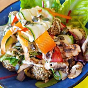Seed - Organic Vegetarian Cafe