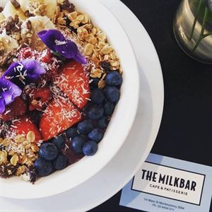 The Milkbar Cafe & Patisserie