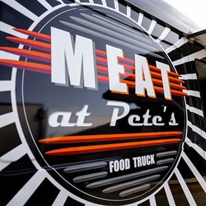 Meat At Pete's Food Truck