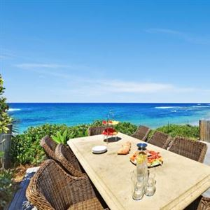 Azure Blue Bay