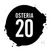 Osteria 20 Logo