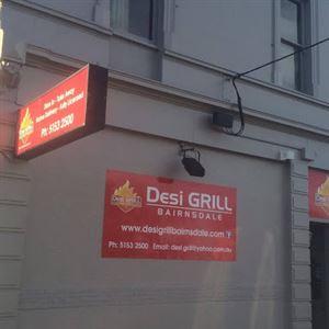 Desi Grill
