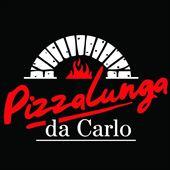 Pizzalunga da Carlo Logo