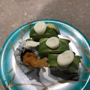 Sushi at Palm Beach