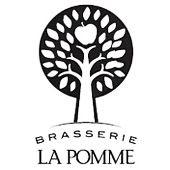 La Pomme Brasserie Logo