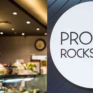 Pronto Rocks Cafe