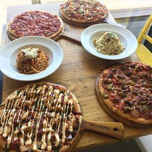 Pizze Societe