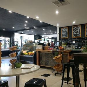 Basecamp Cafe Burnside
