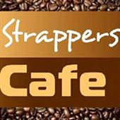 Strappers Cafe Logo
