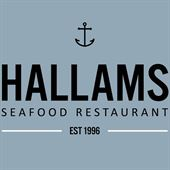 Hallams Waterfront Seafood Restaurant Logo