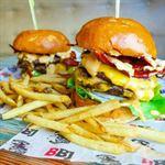 Burgers by Josh Wollongong