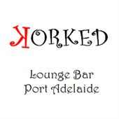 Korked Lounge Bar Logo