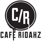 Cafe Ridahz Logo