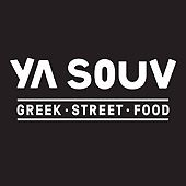 Ya Souv Greek Street Food Logo
